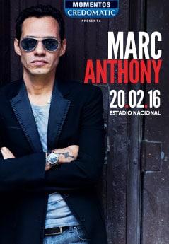 3 – Marc Antony en concierto dar click a la imagen para información