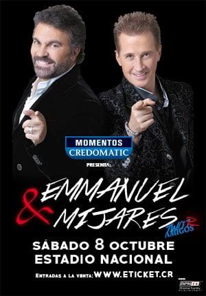 3- Concierto Emmanuel y Mijares
