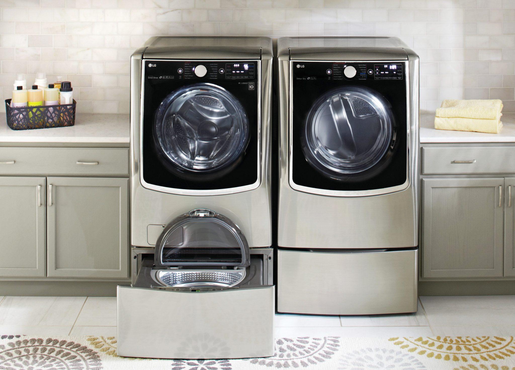 Lg Present 243 Twin Wash Lavadora De 250 Ltima Tecnolog 237 A