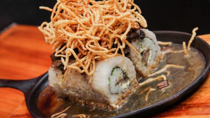 Home Sushi & italian